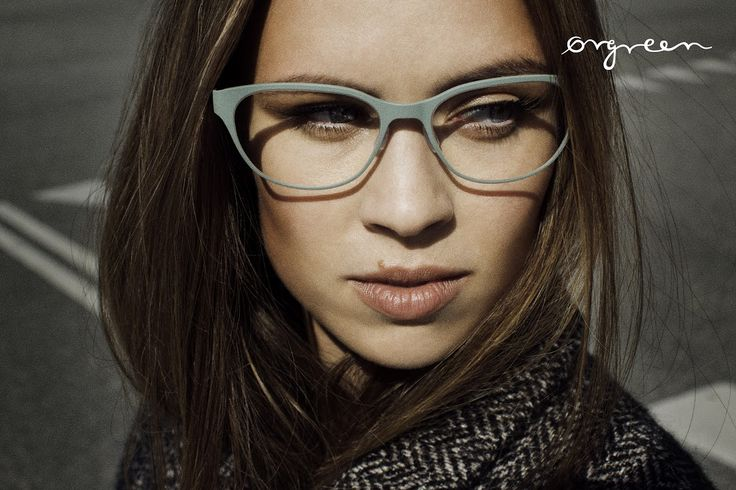Orgreen.dames.Puur optiek